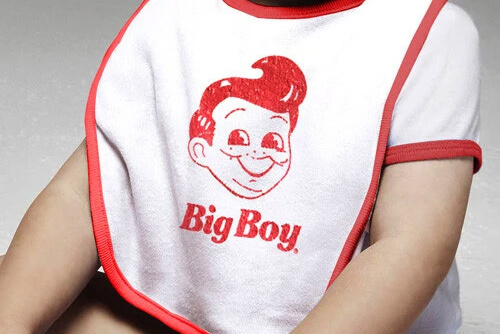 big boy bib
