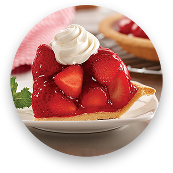 big boy strawberry pie