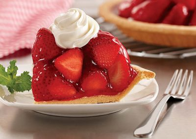 strawberry pie big boy dessert