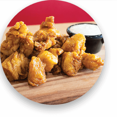 sesame ginger boneless wings